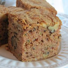 Zucchini Bread and an update | Stay Calm & Get Healthy