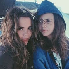 We love the sisters!   The Fosters