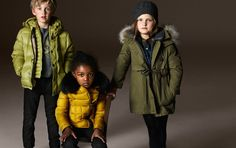 fcd23bea7a31f ملابس اطفال روشة آخر موضة وشياكة Kids Winter Jackets