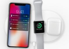 AirPower la base de carga de Apple que permitirá cargar hasta tres dispositivos de forma inalámbrica http://bit.ly/2vSd2od Quiriarte.com Diseño Web