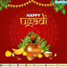 May Ugadi usher in prosperity and new beginnings.Wishing you lots of love on the happy occasion of Ugadi. Happy Ugadi to you and your family