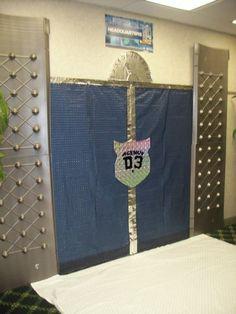 VBS doorway Spy/ D3