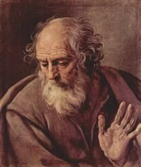 -Human labor has value because it represents a participation in the creative action of God. Joseph by Guido Reni) Pope Leo, Baroque Art, Italian Baroque, Catholic Saints, Roman Catholic, Catholic Art, Art Database, Holy Family, St Joseph