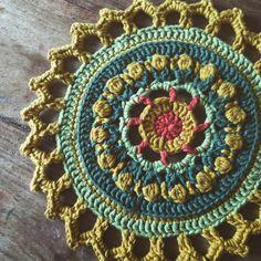 lou.teacrochet's  #crochet #mandalasformarinke