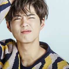 a literal angel : park bo gum : Photo