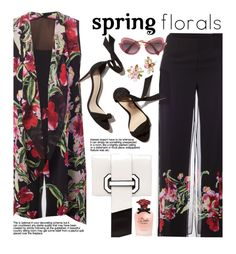 Spring Dark Florals (Joseph Ribkoff Collection) by beebeely-look on Polyvore featuring polyvore, fashion, style, Joseph Ribkoff, Betsey Johnson, Miu Miu, Dolce&Gabbana, clothing, floralprint, darkflorals, springperfume, premiereavenue and JosephRibkoff