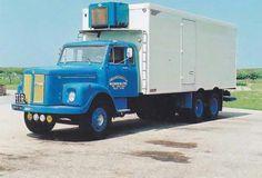 Scania LS 110.firma kloos&co noordwijk aan zee