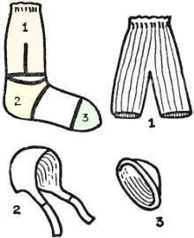 doll clothes from socks
