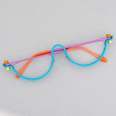 GAIL SPENCE DESIGN NEW EYEGLASSES, DENMARK - 2 Funky Glasses, Cool Glasses,  Eye 8383c0d6c46e
