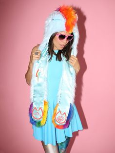 My Little Pony Rainbow Dash SpiritHood