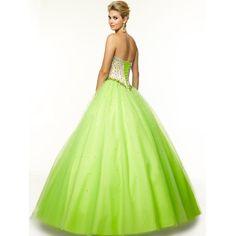 Dark Green Wedding Dress - Wedding and Bridal Inspiration
