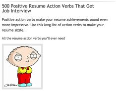 Action Verbs Endearing Action Verbs  Designing My Resume  Pinterest  Action Verbs
