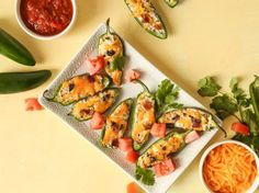 Make and share this Grilled Stuffed Jalapenos recipe from Food.com.