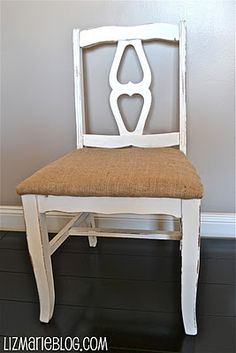 Burlap dining chairs dining space pinterest dining chairs ducks