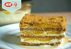 Mango Float - Real Recipes from Mums Tried and true!