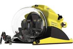 Deep-diving research Submarine  , - ,   The U-boat Worx ...
