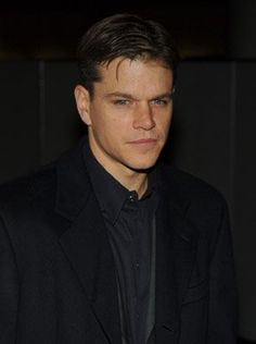 Matt Damon at event of Syriana (2005)