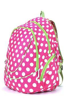 -Polka Dot Backpack Ebay | All Things Polka Dot