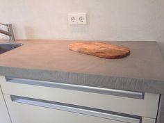 Keukenblad renovatie beal mortex - ©Stuc Ydee