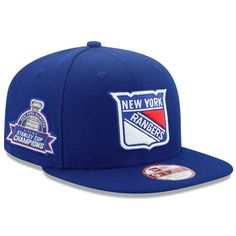 New york #rangers new era nhl #title detailer 9fifty #snapback cap hat – blue,  View more on the LINK: http://www.zeppy.io/product/gb/2/252393825661/