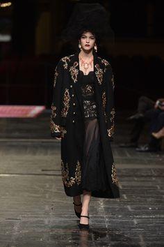 Défilés Dolce & Gabbana Alta Moda Haute Couture printemps-été 2016 58