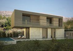 Kuća Crljen - Arhitektura - Arhitektonski ured Aalto