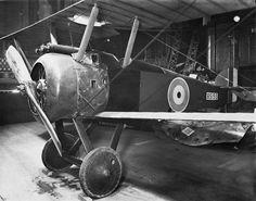 BRITISH AIRCRAFT FIRST WORLD WAR (Q 67737)   Sopwith F.1 Camel single seat fighter biplane.