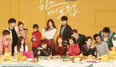 Cheese in The Trap - 2016 Korean drama Disappointing ending.. How come there was no ending for the main characters #recommended