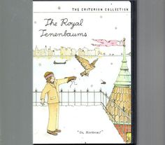 The Royal Tenenbaums The Criterion Collection 2-Disc Set DVD