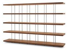 PIANO DESIGN Librería by Riva 1920 diseño Renzo Piano, Matteo Piano