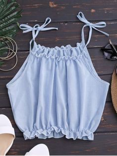 Standard Striped Spaghetti Short Fashion Cropped Tied Straps Striped Crop Top Standard Striped Spaghetti Short Fashion Cropped Tied Straps Striped Crop Top Source by neecile chic outfits for work Nike Crop Top, Crop Top Hoodie, Crop Top Shirts, Cute Crop Tops, Cropped Tops, Tank Tops, Teen Crop Tops, Summer Crop Tops, Women's Tops