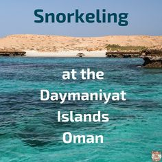 Daymaniyat islands, Oman: snorkeling video and photos! The Daymaniyat Islands Nature Reserve is one of the top spots for diving in Oman… Middle East Destinations, Amazing Destinations, Travel Destinations, Voyage Oman, Oman Tourism, Salalah Oman, Sultanate Of Oman, Road Trip, Jordan Travel