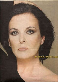 a beauty that could never fade. Never Fade, Greek, Actors, Celebrities, Divas, Beauty, Character, Movies, Celebs