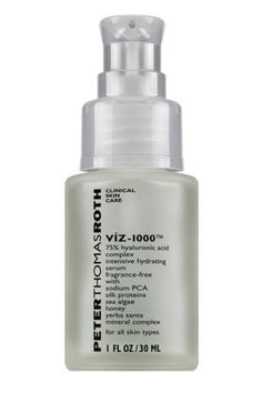 Oily Skin Balance oil production by hydrating with