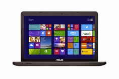 Asus X551MA is really perfectly built for student who want to load some actual apps on their computers for class and a Chromebook will not suffice. #laptop #notebook #technology