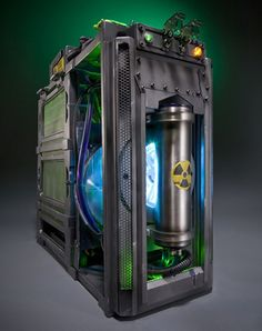 These 25 Outrageous Computer Case Designs Will Make You Hate Your Own Tower...I Want One Of These Now!