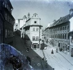 Fortepan Bratislava, Street View, History, Times, Photography, Travel, Pictures, Fotografie, Voyage