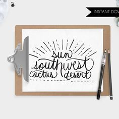 Feeling all the hot summer vibes today in Texas and soaking up my last official days of summer! Excited to start really tackling my shop update next week too! Stay tuned!  #artprint #handlettered #brushlettering #moderncalligraphy #aquashbrush #thatsdarling #flashesofdelight #instagood #makersgonnamake #liveauthentic #lifeofanartist #creativepreneur #pursuepretty #calledtobecreative #dailydoseofpaper #beautifulpaper #creativebizrebellion #walldecor #barcart #ccletters #tsbcalum…