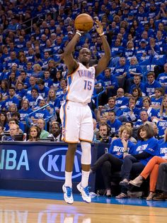 Thunder vs. Rockets: Game 1   THE OFFICIAL SITE OF THE OKLAHOMA CITY THUNDER