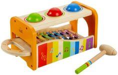 Educo 821746 - Kinder-Xylophon und Hammerspiel: Amazon.de: Spielzeug