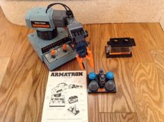 Armatron - vintage #robotic arm toy radioshack   #1980's - #boxed great condition,  View more on the LINK: 	http://www.zeppy.io/product/gb/2/322037761992/