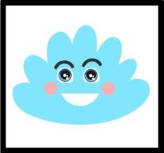 Pogoda - obrazki oraz plansza do pobrania - Pani Monia Clip Art, Education, Fictional Characters, Weather, Day Planners, Onderwijs, Fantasy Characters, Weather Crafts, Learning