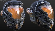 Helmet Concepts - Ryan Love