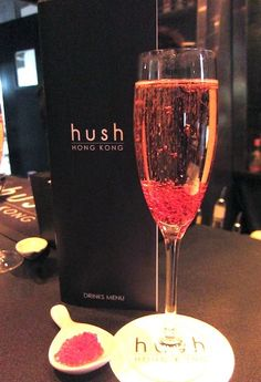 Molecular Cocktails at hush - LifestyleAsia Hong Kong