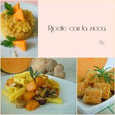 In quanti modi cucinate la zucca? Eccovi qualche suggerimento...  http://blog.giallozafferano.it/rafanoecannella/speciale-ricette-tema/ricette-zucca/