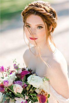 Madera Estates Bridal Portraits