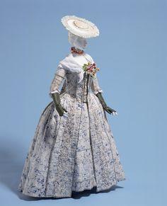 Robe à la Française  1770