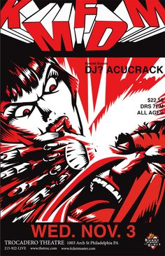 KMFDM - corrosiveNJ ----