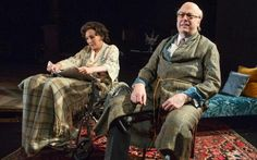 Nancy Carroll as Audrey Mildmay, Roger Allam as John Christie, The moderate soprano, by David Hare