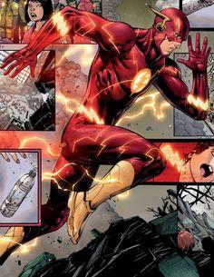 The Flash by Tony S. Daniel.